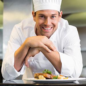 Chef monitor